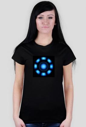 Iron man koszulka damska