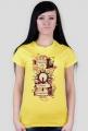 Gra o tron - Martell koszulka damska