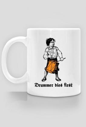 Drummer dies first kubek
