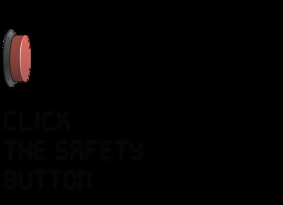 Click the safety button bluza