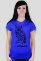 Koszulka z sową