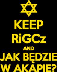 KEEP RiGCz 1
