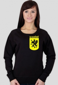 Kaszëbë - kobieca bluza czarna