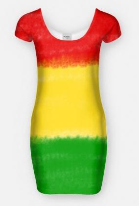 Reggae dress