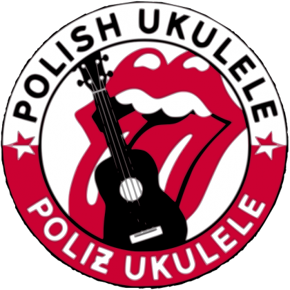 Polish Ukulele - OFFICIAL (męska bluza)
