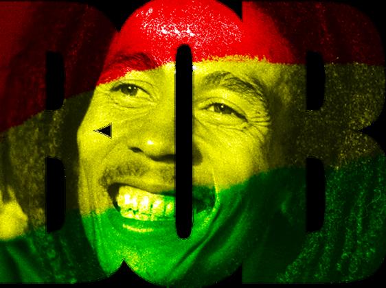 Bob Marley - torba