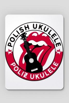 Polish Ukulele - OFFICIAL (podkładka pod mysz)