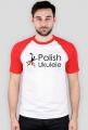 Official Polish Ukulele NOWE LOGO BARWY NARODOWE [męska]