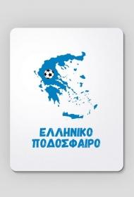 "Podkładka pod mysz ""Ελληνικό ποδόσφαιρο"""