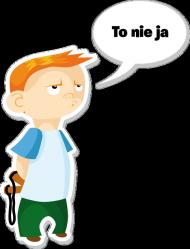 Łobuziak - To nie ja