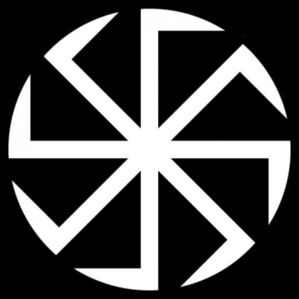 Kołowrót swastyka