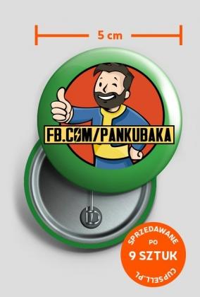 Przypinka F4 KuBaka