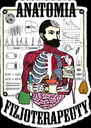 Anatom Kolor On Koszulka