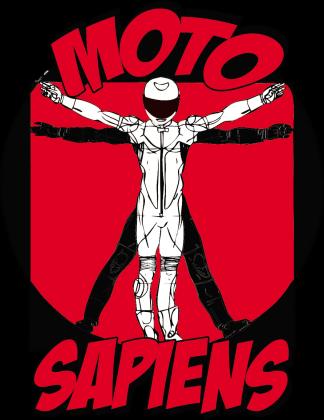 NAKLEJKI - MotoSapies Big