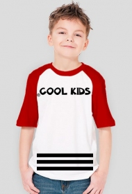 Koszulka chłopięca COOL KIDS