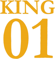 Koszulka dla par KING 01