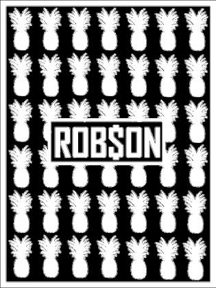 Rob$on - Czarna Bluza