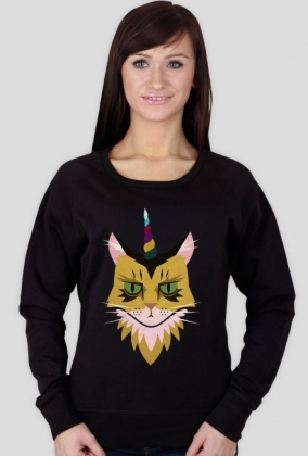 UNICORN CAT BLUZA