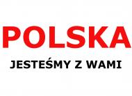 Polska - Jesteśmy z Wami