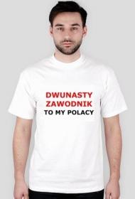 Koszulka Biała PL Euro 2012