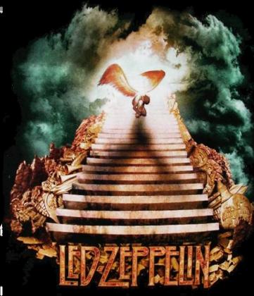 LED ZEPPELIN stairway to heaven męska
