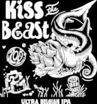 Koszulka damska Kiss The Beast- Slim