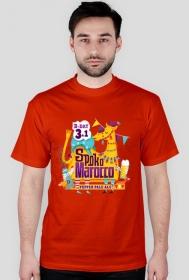 Koszulka męska AleBrowar/PINTA/Piwoteka Spoko Marocco