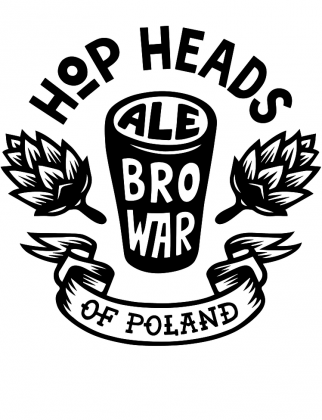 Koszulka męska AleBrowar Hop Heads of Poland