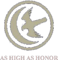 AS HIGH AS HONOR