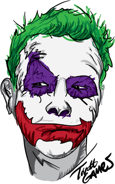Tivolt Joker Bluza z kapturem