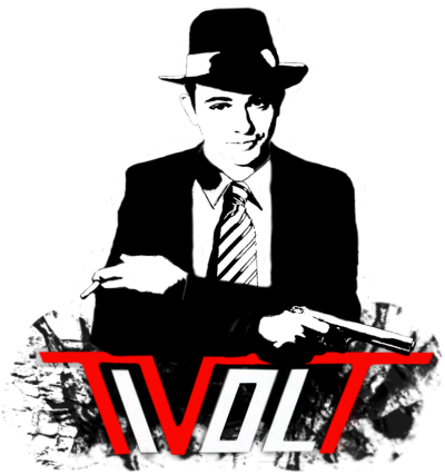 Gangster Damski V-Neck