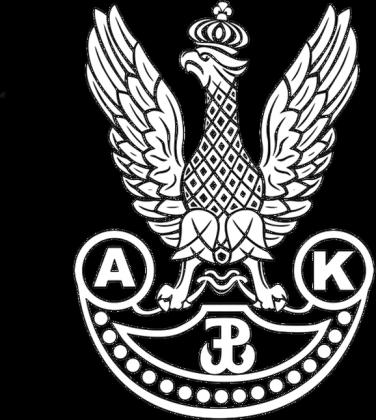 Orzeł Armia Krajowa Bezrękawnik