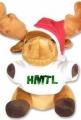 Pluszowy Renifer HMTL