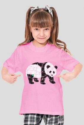 panda girl