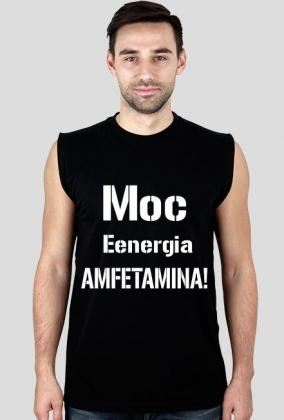 Podkoszulek Moc energia amfetamina
