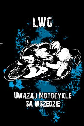 motocykle są wszędzie bluza koszulka