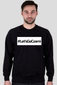 #Let'sGoCzarni bluza