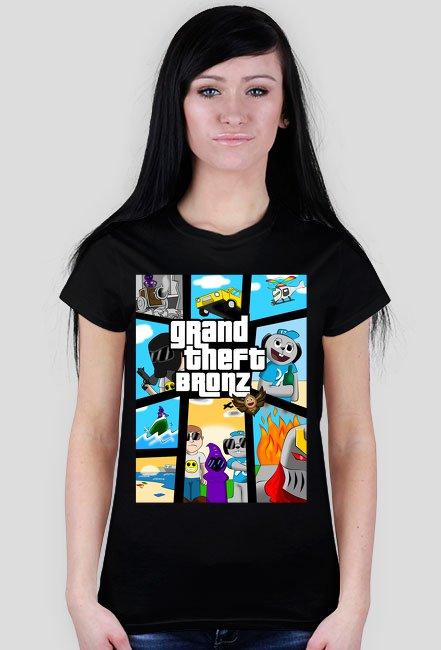 Grand Theft Bronz