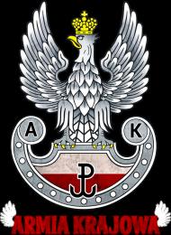 Koszulka - Armia Krajowa