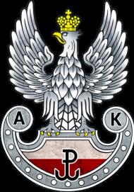 Bluza rozpinana z kapturem - Armia Krajowa