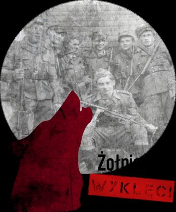Bluza z kapturem - Żołnierze Wyklęci