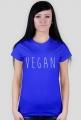 Vegan White - koszulka wege