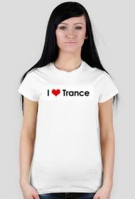 I Love Trance 4 Damska