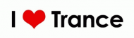 Kubek I Love Trance