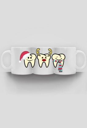 Christmas teeth