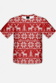 koszulka świąteczna (męska)