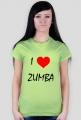 I Love Zumba