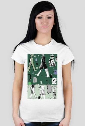 koszulka damska artpower41