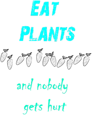 VEGAN : Eat plants