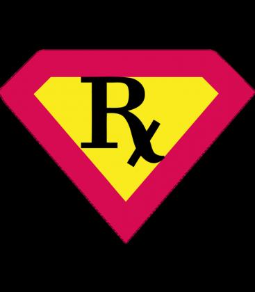 Pharmacy Superhero - kubek biały